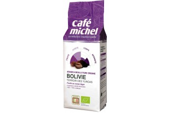 KAWA MIELONA BOLIWIA FAIR TRADE BIO 250 g - CAFE MICHEL