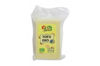 TOFU NATURALNE BIO 200 g - EKO TASTE (TAST)