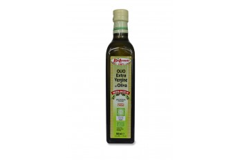OLIWA Z OLIWEK EXTRA VIRGIN BIO 500 ml - BIO LEVANTE