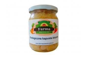KAPUSTA KISZONA BIO 700 g (360 g) - FARMA ŚWIĘTOKRZYSKA