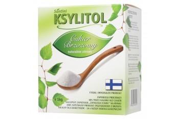 KSYLITOL C KRYSTALICZNY 1 kg - SANTINI (FINLANDIA)