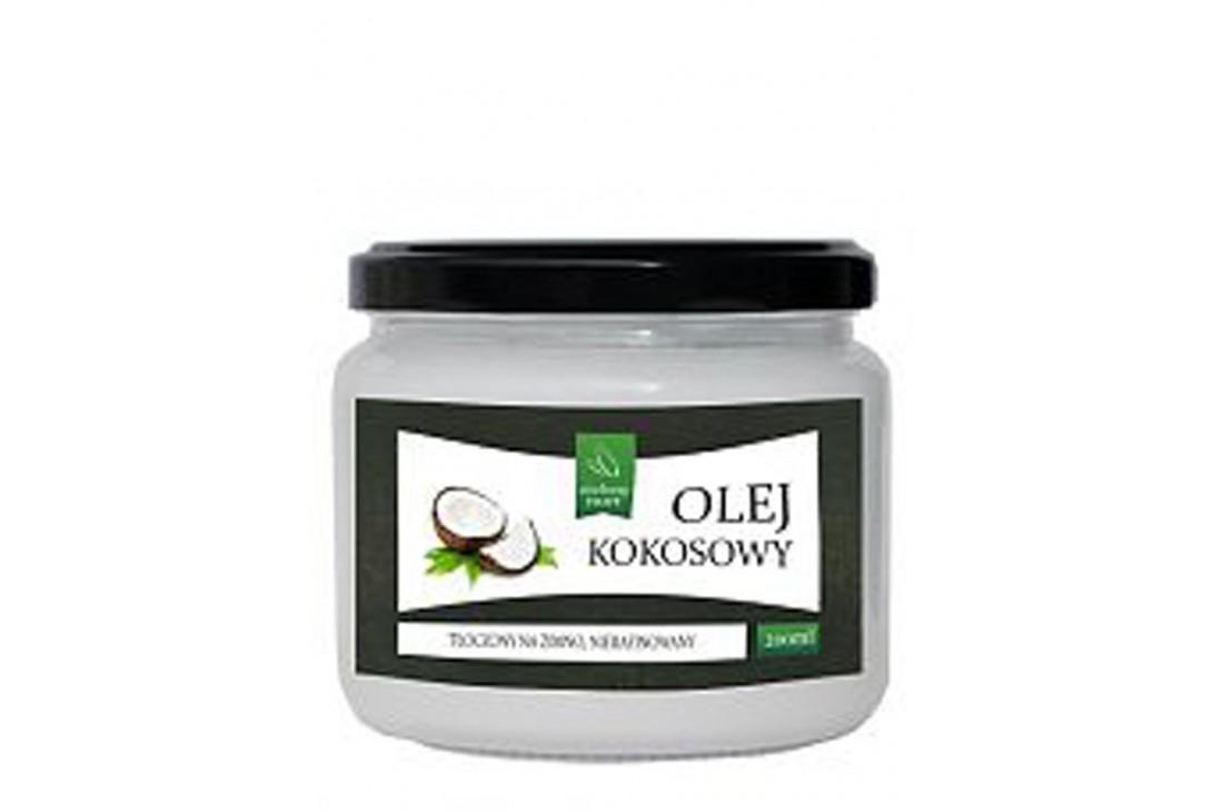 Olej kokosowy 500 ml