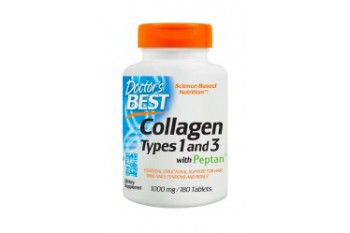 COLLAGEN TYPES 1&3 WITH PEPTAN, 540 TABLETS