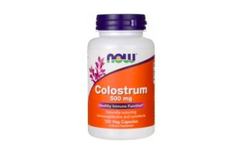 COLOSTRUM 500 MG, 120 VCAPS